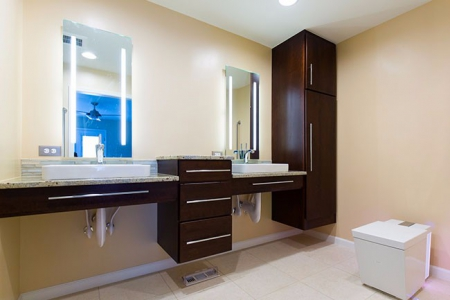 Custom Bathroom Modern