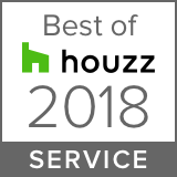 Best of Houzz 2018 Service Award Winner