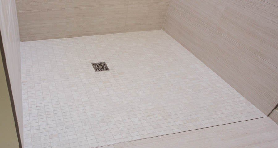 shower floor picture
