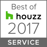 Best of Houzz 2017 Service Award Winner